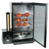 Bradley BTIS1 Fully Automatic 4-Rack Outdoor Food Smoker Review